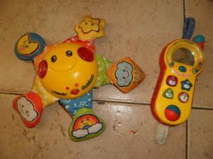 Juguetes Con Sonido Y Luces Para Bebes