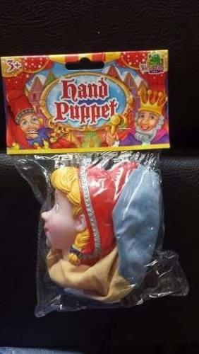 Marioneta De Caperucita Roja Para Niñas Juguete