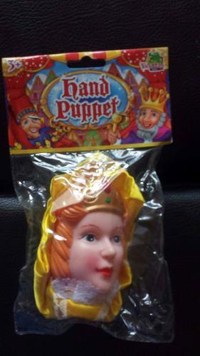 Marioneta De Reina Para Niñas Juguete