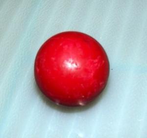 Mingo Para Juegos De Bolas Criollas Nuevo Color Rojo