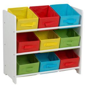 Mueble Organizador De Juguetes