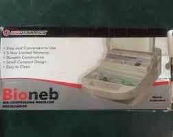 Nebulizador Bioneb Electrico Nuevo