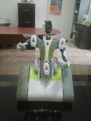 Robot Spykee Wifi A Control Remoto