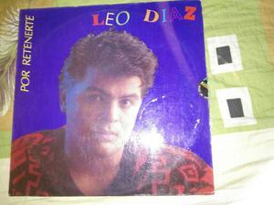 Acetato Disco De Vinil De Leo Dias