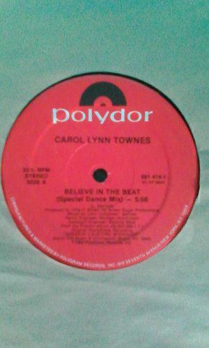 Discos Remixes Acetatos Importados 80s