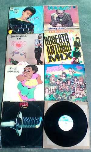 Discos Vinyl Lps Nacionales De Merengue 80s
