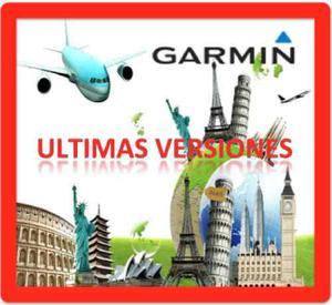 Memoria Gps Garmin Sd Y Micro 4gb Mapas De Todo El Mundo