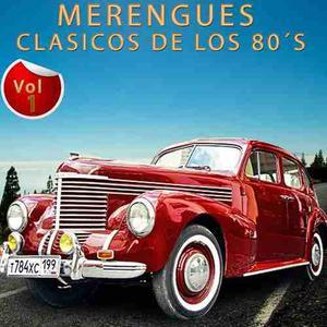 Merengues Clasicos De Los 80's, Vol. 1, 2, 3 (digital)