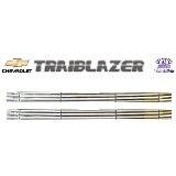 Parrilla Frontal Decorativa Trailbrazer