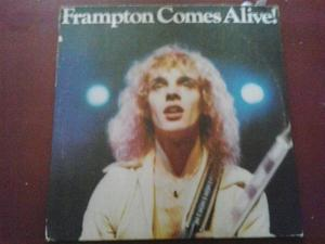 Peter Frampton - Disco De Vinil: Frampton Comes Alive