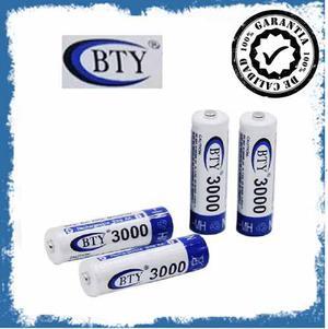 Pila Bateria Recargable Aa Marca Bty  Mah Ni Mh 1.2v Sky