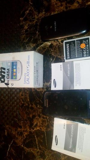 Samsung Galaxy S3 Mini. Placa Mala