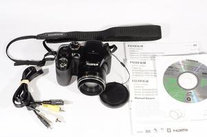 Camara Fotografica Profesional Fujifilm S Digital 14mpx