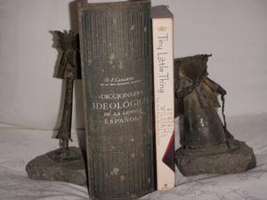 Don Quijote Y Sancho Panza Bronce Y Piedra Apoya Libros