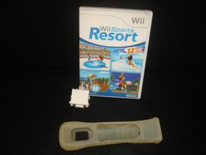 Juego Wii Sport Resort + Wii Emotion Plus Negociable