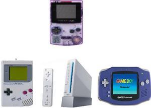 Jugar Todos Los Game Boy En Todos Los Wii + Juegos Gratis!
