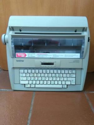 Maquina De Escribir Brother Gx-