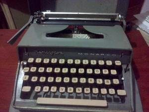 Maquina De Escribir - Remington (para Reparar)