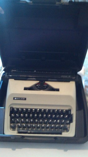 Máquina De Escribir Alder