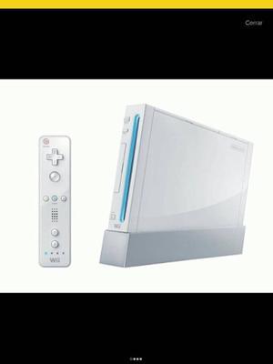 Nintendo Wii Chipeado, Con Mas De 60 Juegos...tres Controles