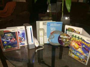 Nintendo Wii Clasico Original Usado En Excelente Estado