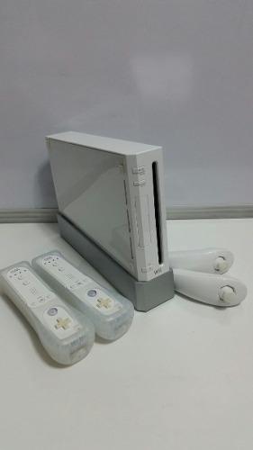 Nintendo Wii + Juegos Originales + Wii Sports Resorts