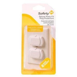 Protector De Enchufes Para Bebes Safety 1st