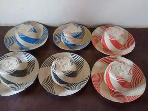 Sombreros Guajiros O Wayuu
