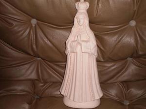 Virgenes De Ceramica En Bizcocho
