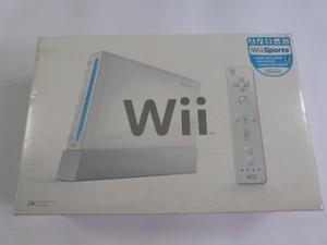 Wii Sport / Nintendo Wii Con Juegos Y Accesorios Garantia