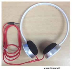 Audifonos Monster Beats By Dr-dre Color Blanco Tipo Cintillo