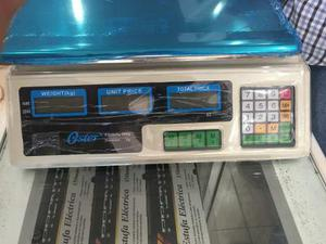 Balanza Electronica Peso Digital Oster 40 Kg Nueva En Oferta