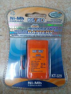 Bateria Recargable Para Telefono Inalambrico Keyko Kt-329