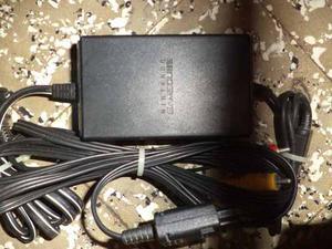 Cable Fuente De Poder Y De Video Para Game Cube