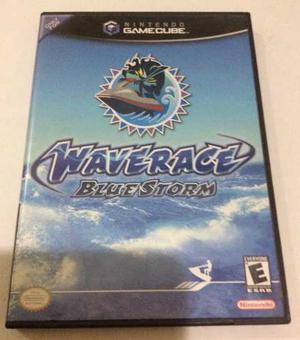 Juego Wave Race Blue Storm Para Nintendo Gamecube