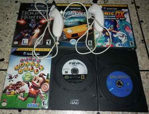 Juegos Gamecube Para Reparar Pulir Nintendo Wii Nunshuck