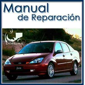 Manual De Taller Ford Focus Zetec