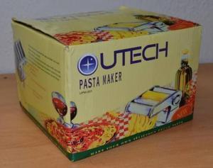Máquina Para Hacer Pasta Marca Utech 350wil