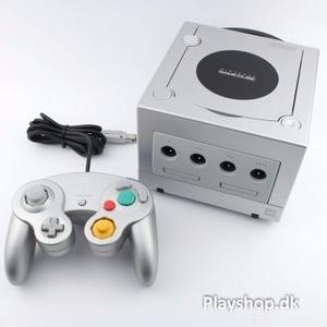 Nintendo Game Cube + 1 Control + Chip + 2 Juegos Originales