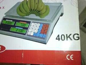 Peso Balanza Digital De 40 Kg Electronic Scale
