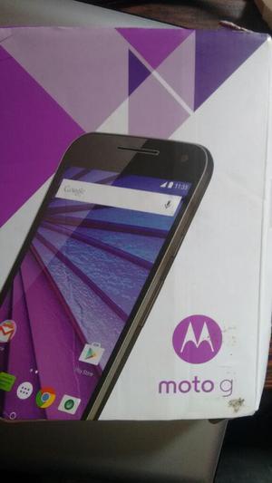 Se Vende Motorola G3, Tercera Generacion