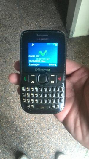 Telefono Basico Huawei Movistar de Chip