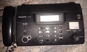 Telefono Fax Panasonic Modelo Kxft)m I L..