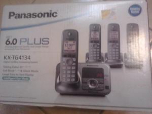 Telefono Panasonic Inalambrico Kx-tg Dect 6.0