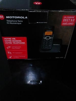 Teléfono Inalámbrico Motorola Modelo L601m
