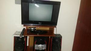 Tv Y Equipo de Sonido