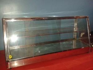 Vitrina Calentador Exhibidor De Empanadas Ideal Para Tu Nego