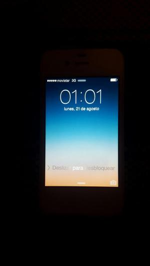 iPhone 4g de 32gb