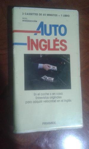 Auto ingles, 3 Cases Un libro