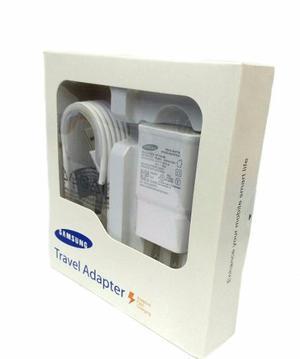 Cable Cargador Original Samsung 2 En 1 Carga Rapida